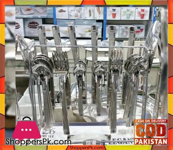 Elegant Germany 26 Pieces Cutlery Set A3