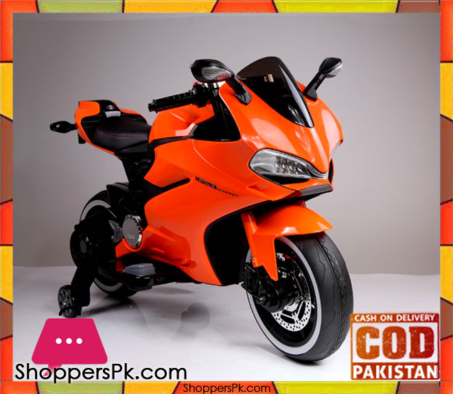 Buy Hollicy Ride On Battery Bike For Kid At Best Price In