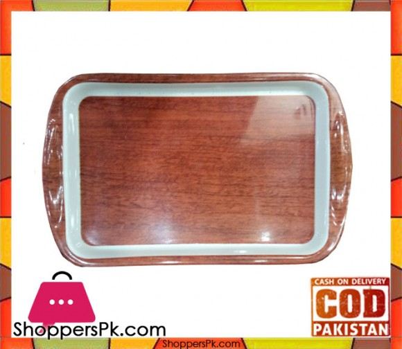 Melamine Plastic Serving Tray