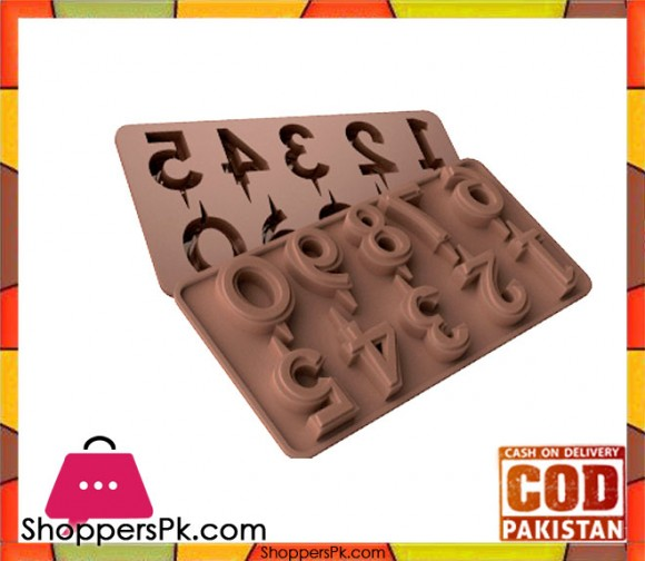 Pedrini Chocolate Mold Numbers