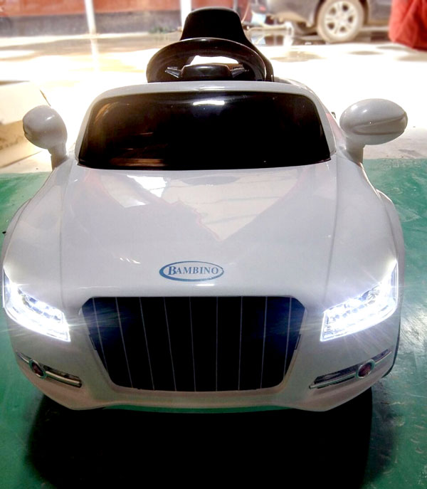 Audi R8 Battery: Buy Audi Style R8 Battery Operated Car For Kids At Best