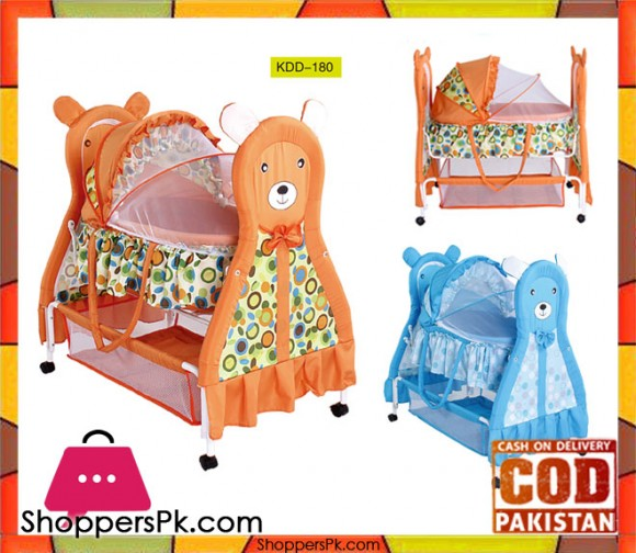 Baby Rocking Cardle with Animal Design KDD-180