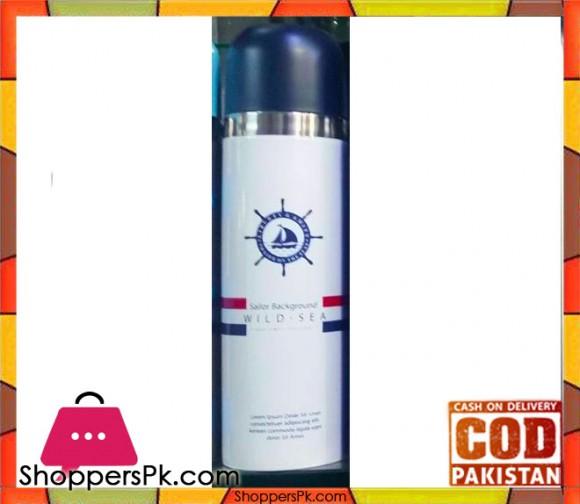 Stainless Steel Wild Sea Vacuum Bottle 500ml A4