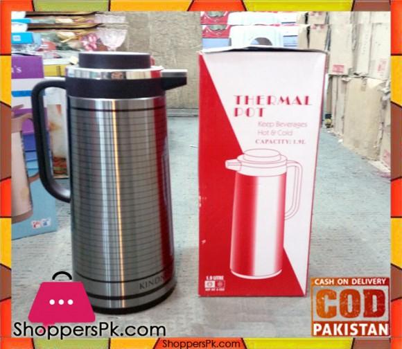 Hot & Cold Thermal Pot Capacity 1.9 Litre