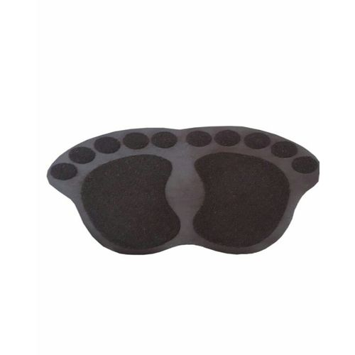 Pvc Rubber Mat Size 40×60 Cm - Brown