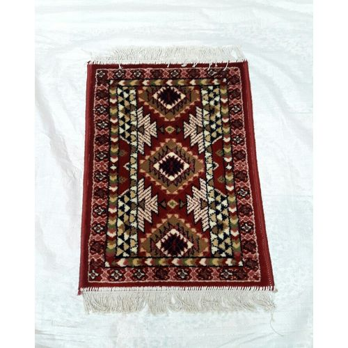 Mat Size 40 * 75 Cm - Red