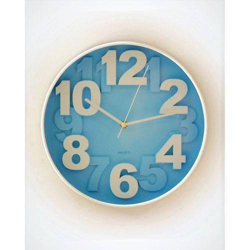 Wall Clock - Bold Numbers - 30 cm x 30 cm