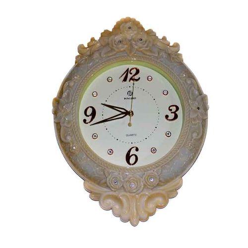 Floral Wall Clock Fancy
