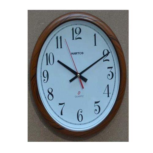Wall clock high Quality oval shape