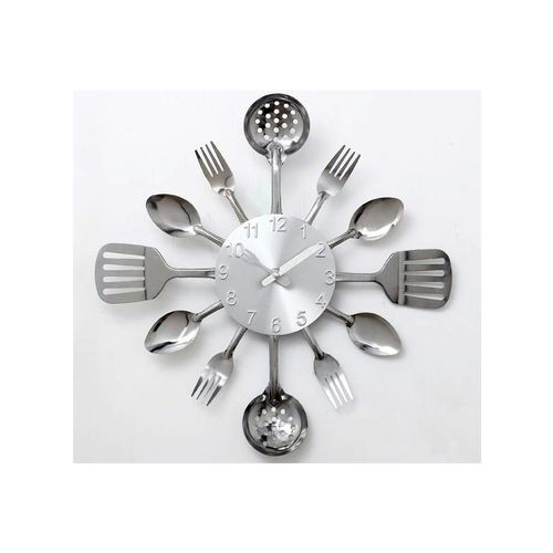 Spoon Wall Clock.