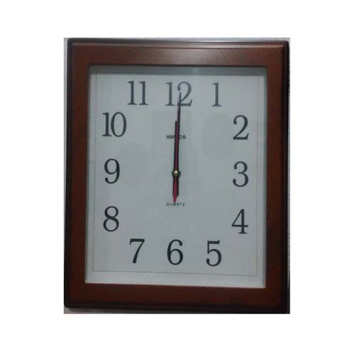 Wall Clock made of wood high Quality