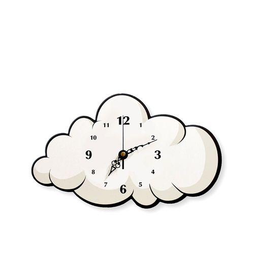Non - Ticking Silent Wall Clock - F P -0017