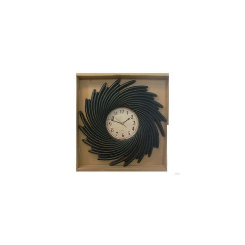 VIC313 - Vintage Wall Clock - Brown