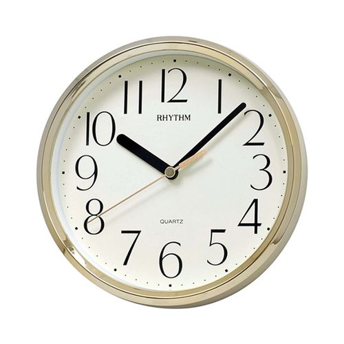 CMG890ER18 - Value Added Wall Clock - Gold (Small)