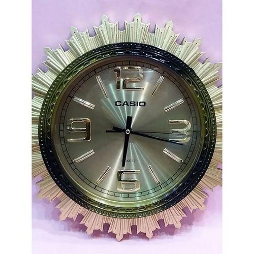 Wall Clock - Golden