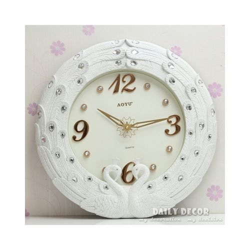 Wall Clock - White