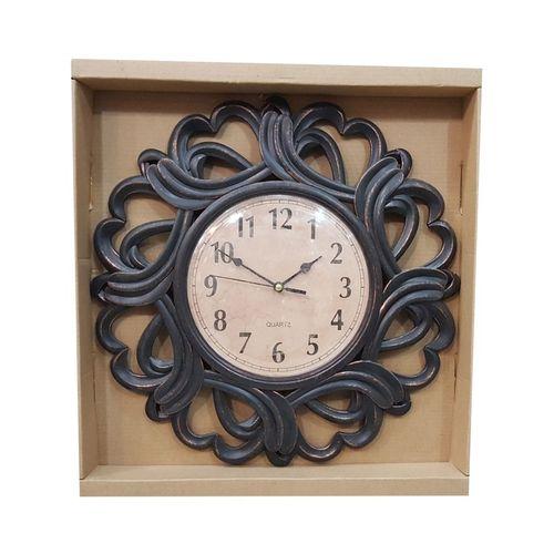 Vintage Wall Clock - VIC312 - Black