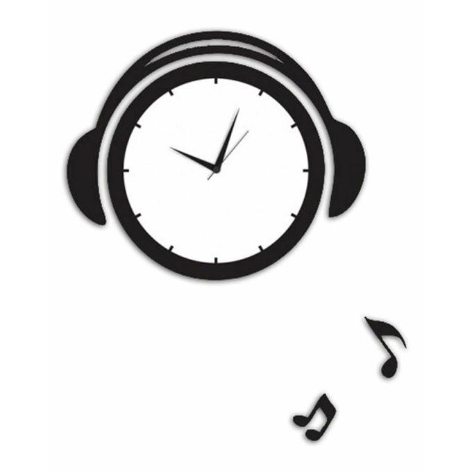 buy headphones wall clock
