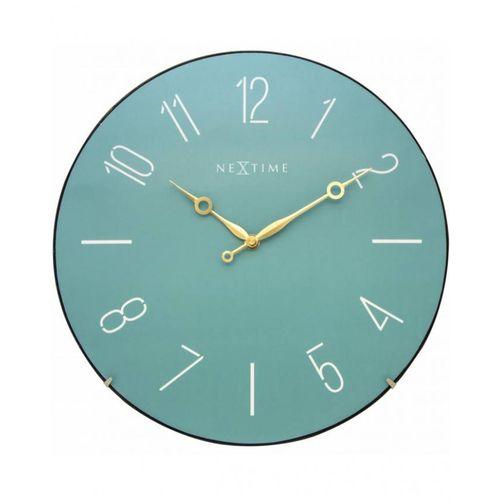 3158Tq - Dome Wall Clock - Netherlands