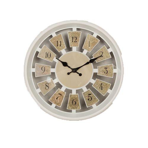 """Stylish Decoration Wall Clock - 12x12"""" - White"""
