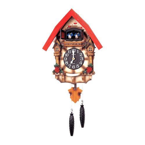 4 M J415 - R06 - Cuckoo Clock - Brown