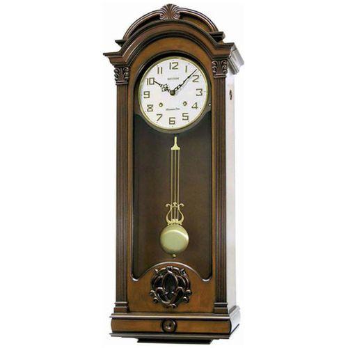 C M J397 C R06 - S I P (Soundin Place) Wall Clock - Brown