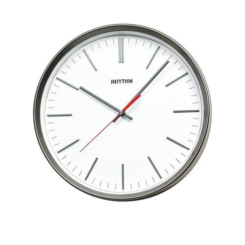 CMG525NR08 - Wall Clock - Metalic Gray
