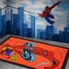 Spider Man Kids Rug(Red)