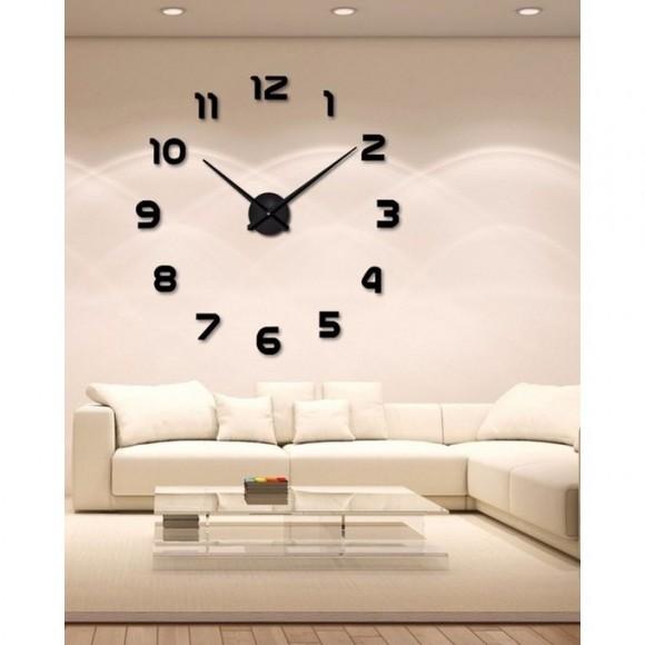 Acrylic wall clock for Living Room