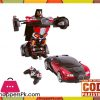 2-In-1 Deformation Auto bots Radio Control