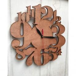 Wall Clock - Plywood