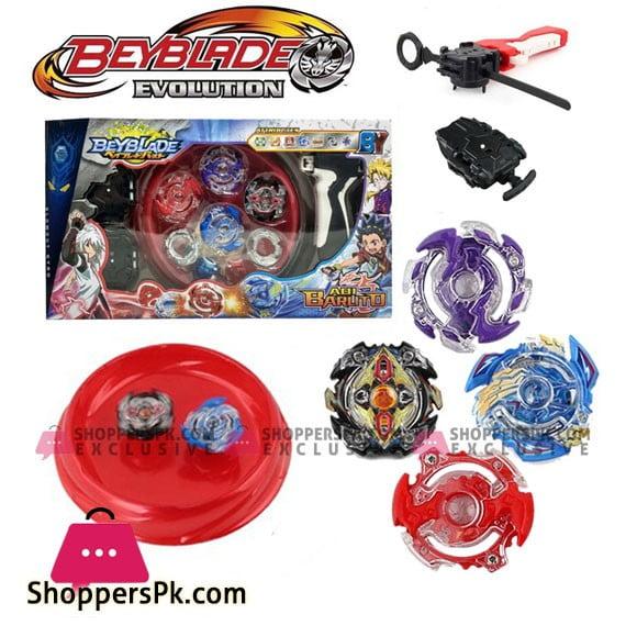 2PCS Set Beyblade Burst Booster Alloy Fighting Gyroscope With Launcher Stadium Arena Burst Toy
