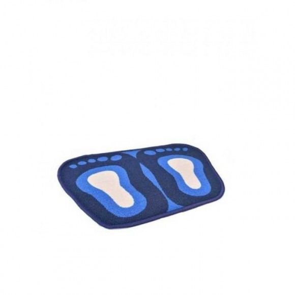 Pack of 4 Multi Color Foot Mats For Home