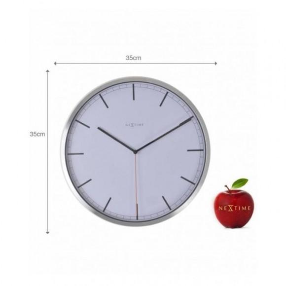 3071Wi - Company Wall Clock - Netherlands