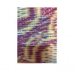 Plastic Namaz Sheet - Multicolor