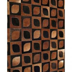 Cowhide Patch Rug - 8x5=40 Sq feet - SD-206