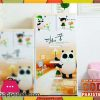 Baby Clothes Storage Drawer Plastic Panda A61