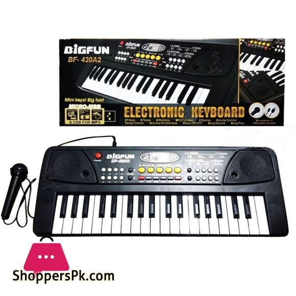 BigFun Keyboard Piano 37 Keys (BF430A2)