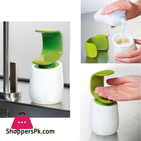 C-Pump Single Handed Soap Dispenser