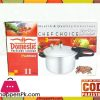 Domestic Excellence Pressure Cooker 11 Litre