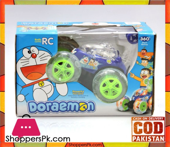 Doremon 360 Degree Satant Car
