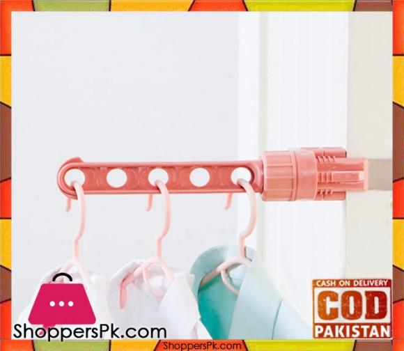 Drying Clothes Hang Hanging Bar