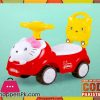 Hello Kitty Children Push Car