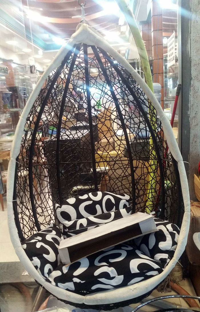 Buy Home Decor Outdoor Hanging Swing Chair At Best Price In Pakistan