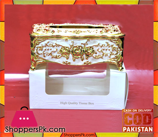 Home decor tissue box shoppers pakistan for Home decorations pakistan