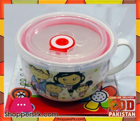 Kid Soup Bowl With Airtight Cap