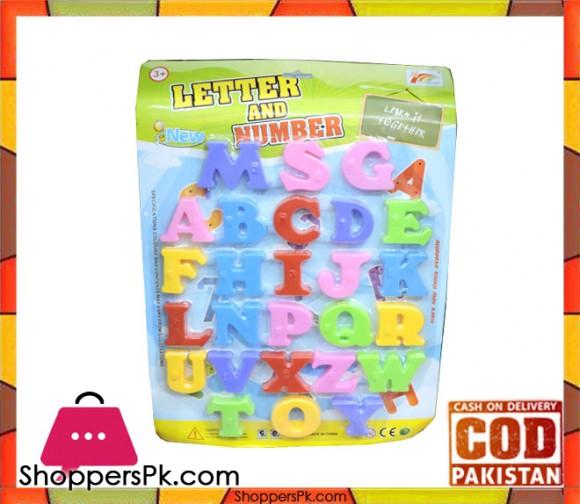 Kid Magnetic Alphabet Letters Large