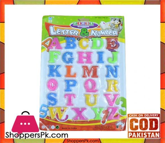 Kid Magnetic Alphabet Letters