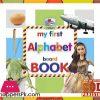 My First Alphabet Board Book 6.5 Inch