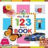My First 123 Board Book 6.5 Inch